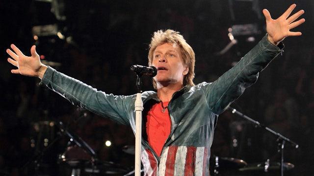 China gives Bon Jovi love a bad name