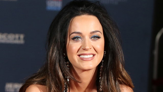 Katy Perry cements herself into Hollywood history