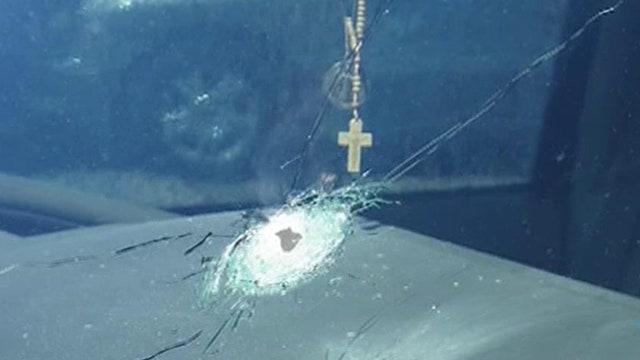 9 vehicles shot at on Arizona interstate