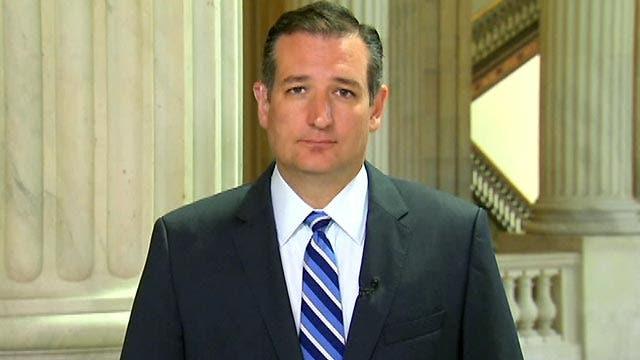 Sen. Ted Cruz calls Iran nuclear deal 'catastrophic'