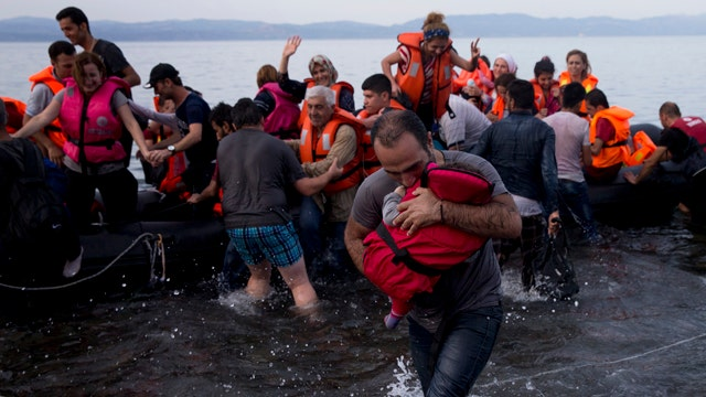 What should the US do about Europe's migration crisis?