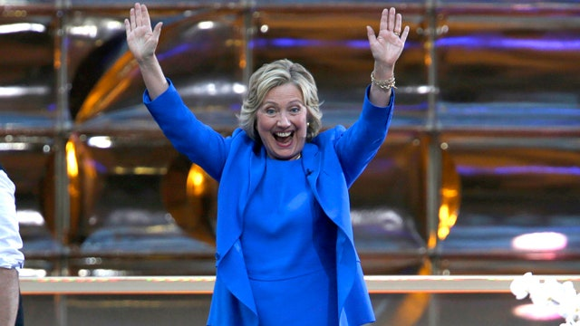Halftime Report: A theory on Hillary's humor pivot