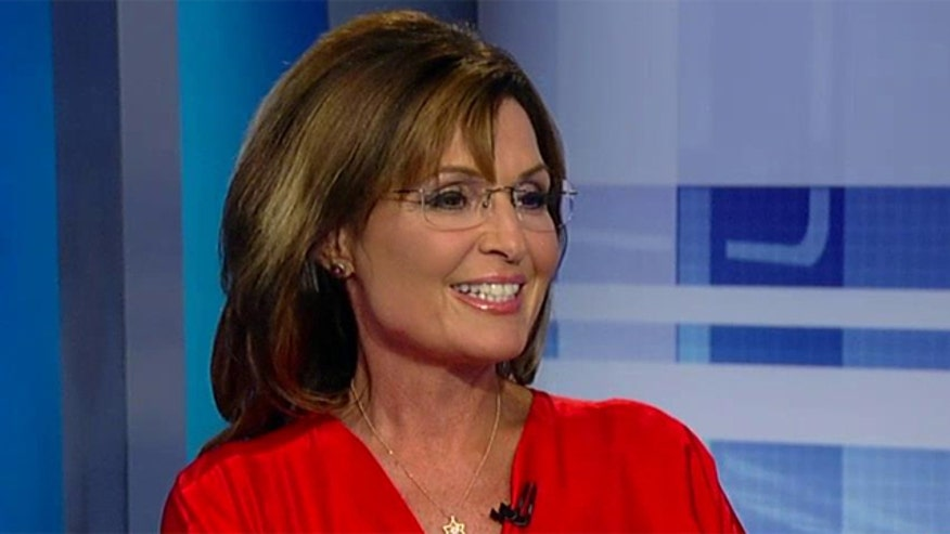 Former governor Sarah Palin goes 'On the Record' to blast the Iran deal and look at at the 'Stop the Iran Deal' rally in Washington