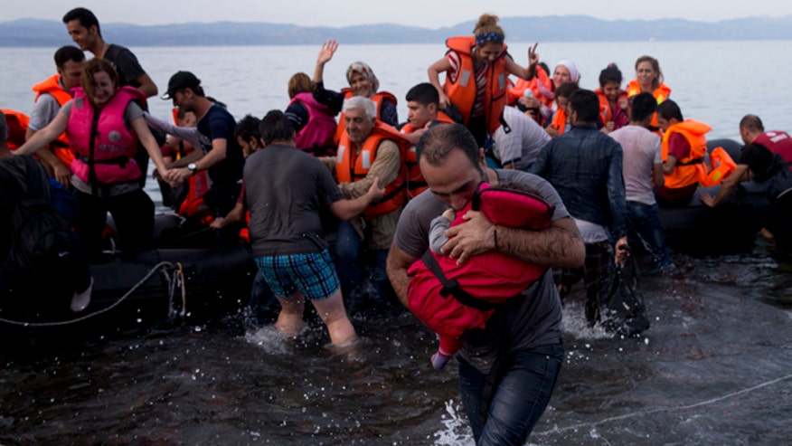 New video and pictures of migrants streaming into Budapest emerges. Former governor Haley Barbour goes 'On the Record' with his take on whether the US should take in some refugees