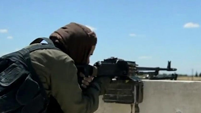 Program to train rebel army in Syria considered a failure