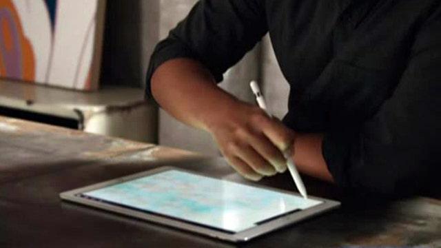 Internet buzzing over new Apple Pencil