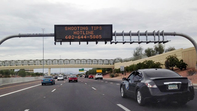 Arizona police warn public of possible 'domestic terrorism'