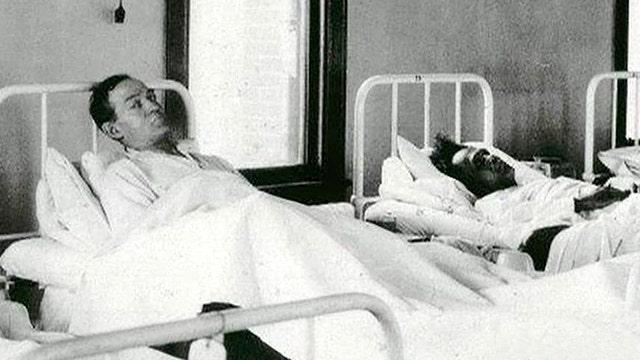 Ellis Island shares secrets of its quarantine past