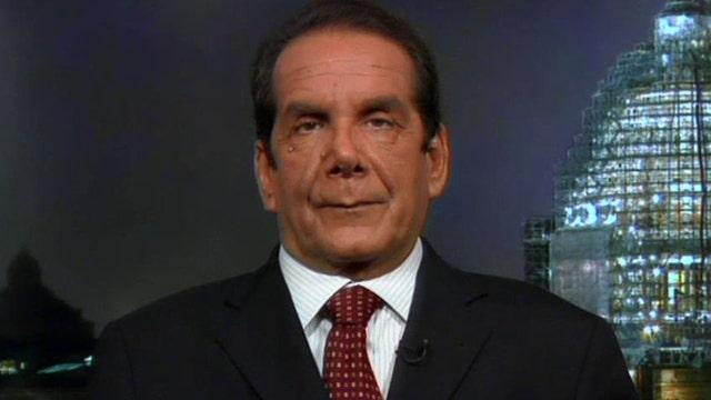 Krauthammer on the Trump phenomenon's 'immunity to scrutiny'