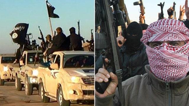 Terrorists versus terrorists before 9/11 anniversary