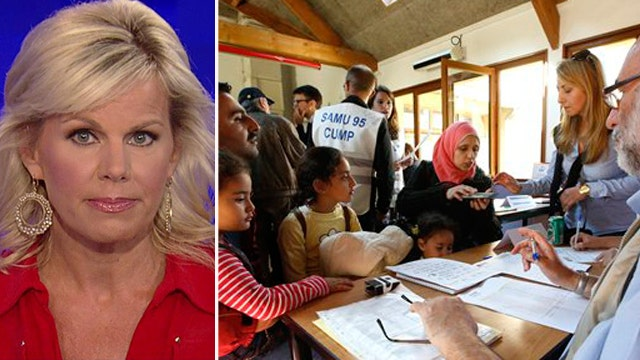 Gretchen's Take:  US has been aiding refugees, but what now?