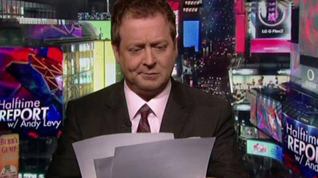 Halftime Report: Andy Levy reads his poetry