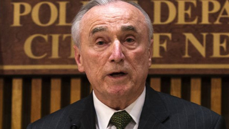 Raw video: NYPD police commissioner says race wasn't a factor in arrest of former tennis professional