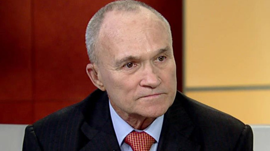 Former NYPD commissioner Ray Kelly weighs in on terror hit list, police under attack in America
