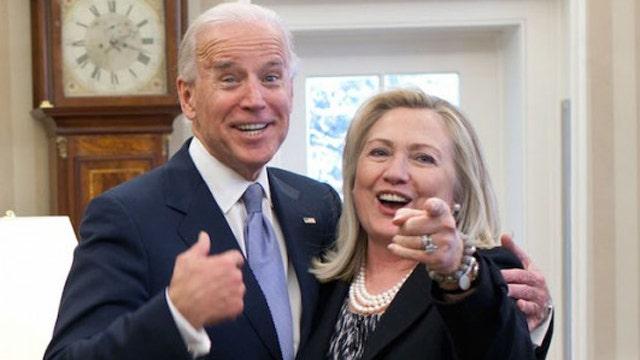 Breaking down media treatment of Biden, Clinton