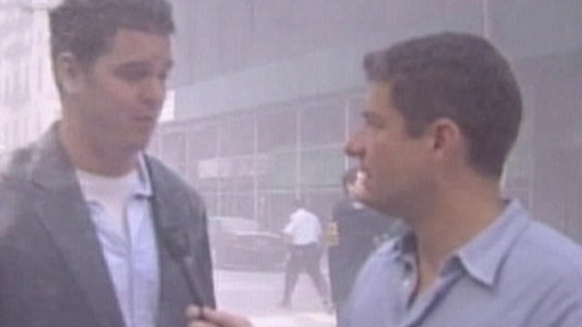 Rick Leventhal recalls reporting from Ground Zero