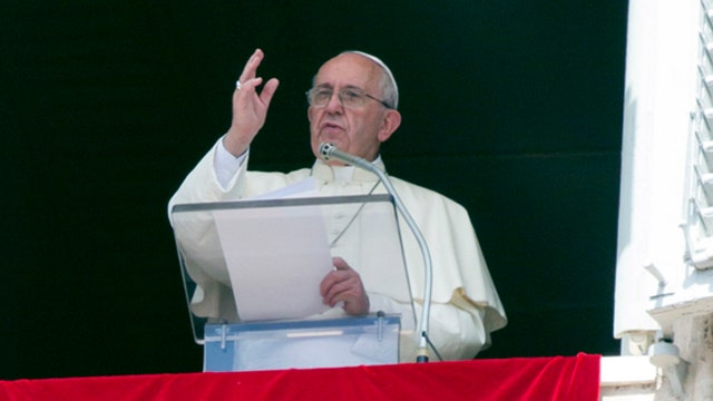 Can Pope Francis shake Catholic Church's corrupt past?