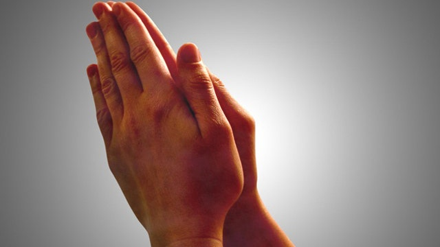 Prayer sign a no-go in Mississippi school