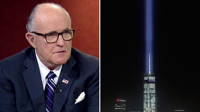 Rudy Giuliani reflects on September 11