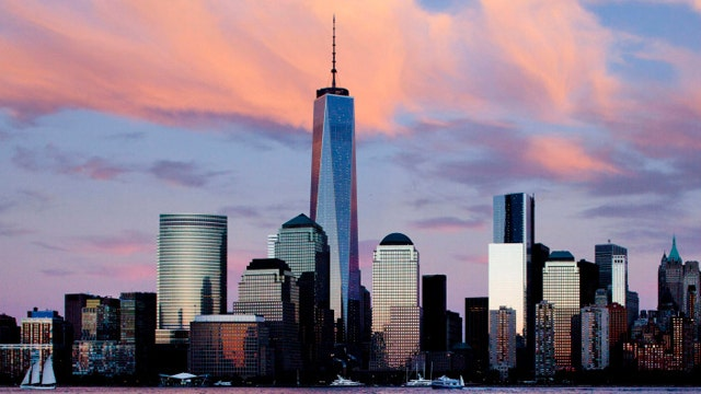 One World Trade holds new beacon of hope