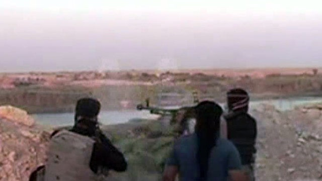 Analysts claim ISIS reports were changed