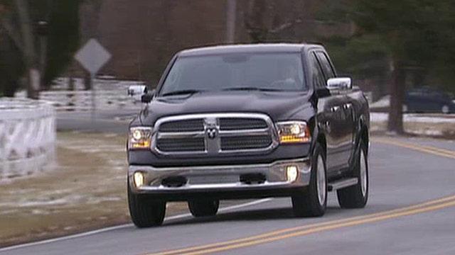 Fiat Chrysler recalls 1.7 million Ram pickup trucks