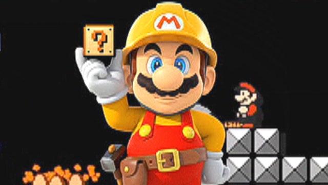 Super Mario's major milestone with 'Super Mario Maker'