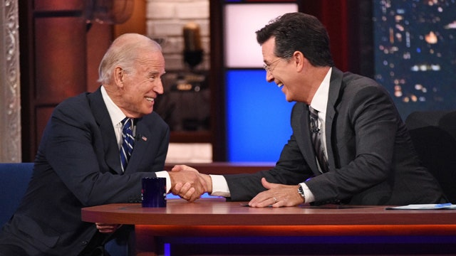 Biden suggests he's not emotionally ready to run in 2016