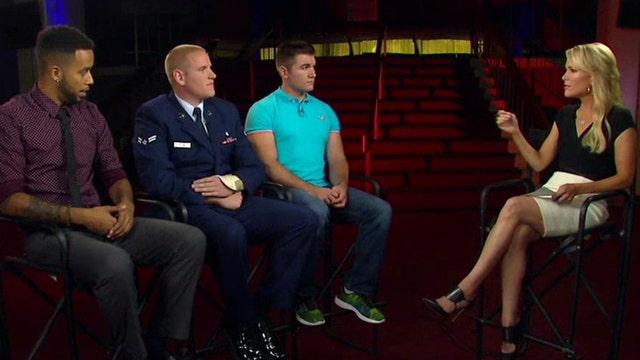 Hero from train attack: We all fell into our roles perfectly