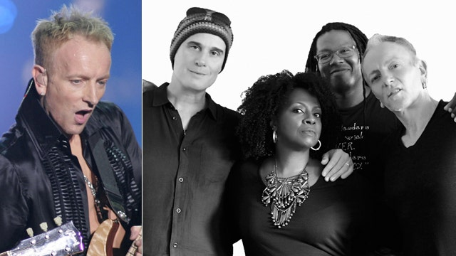 Phil Collen: From Def Leppard to Delta Deep