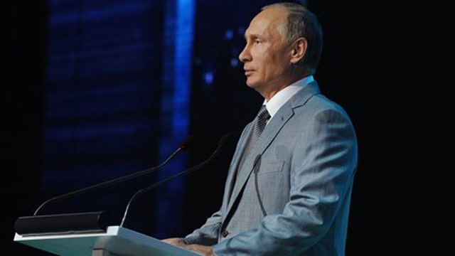 Eric Shawn reports: What does Putin want?