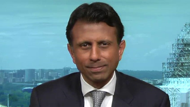 Gov. Bobby Jindal on the state of the 2016 presidential race
