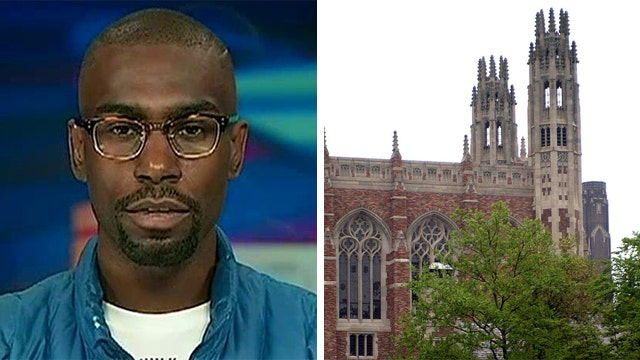 'Black Lives Matter' activist to teach courses at Yale