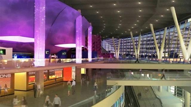 New MGM arena already having major impact on Vegas economy