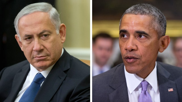 Eric Shawn Reports: The Obama-Netanyahu sit down