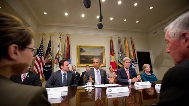 Eric Shawn reports: Another Iran deal vote