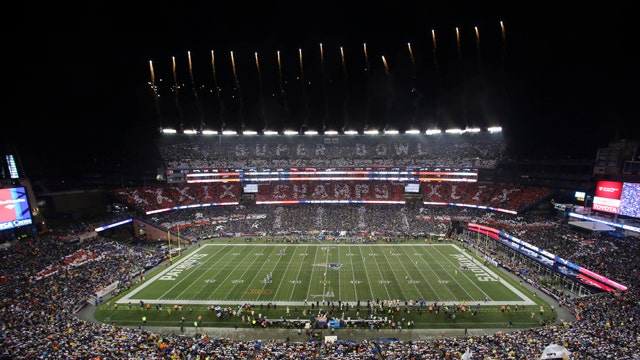 Football fans prepare for the first NFL Sunday of the season