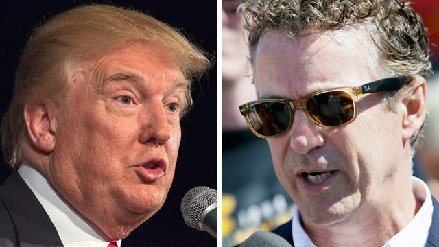 Is Rand Paul taking aim at Donald Trump the right strategy?