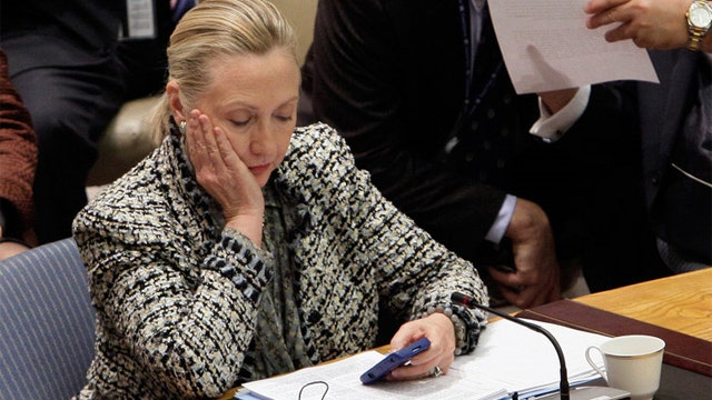 Some of Hillary Clinton's deleted emails may be recoverable