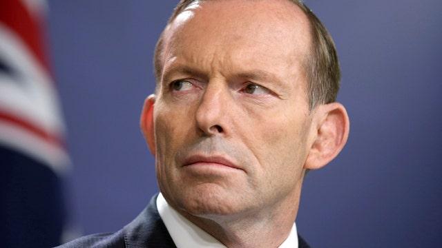 Australian Prime Minister Tony Abbott ousted from power