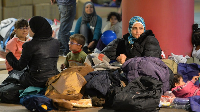 Does US need to get involved in Europe's refugee crisis?