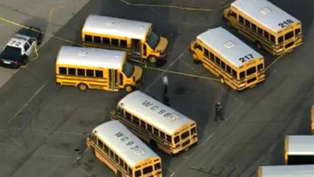 Special needs student found dead after being left on bus
