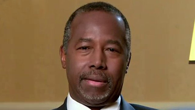 Look Who's Talking: Ben Carson