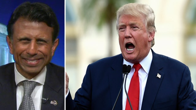 Jindal 'disappointed' in Trump's response to his attacks