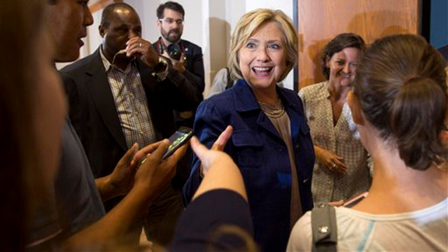 Why Hillary no longer has a lock on Democratic nomination