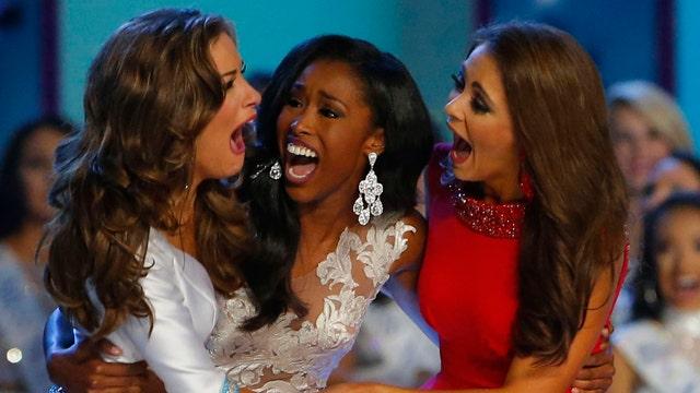 Did Miss America judges shoot down pro-gun contestant?