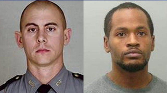 Suspect in deadly shooting of Ky. state trooper in custody