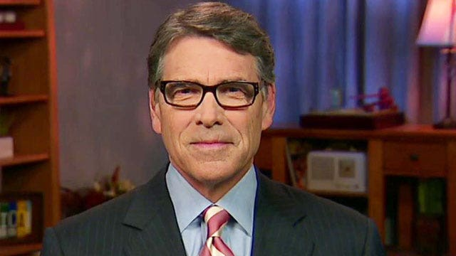 Exclusive: Rick Perry explains dropping out of 2016 race
