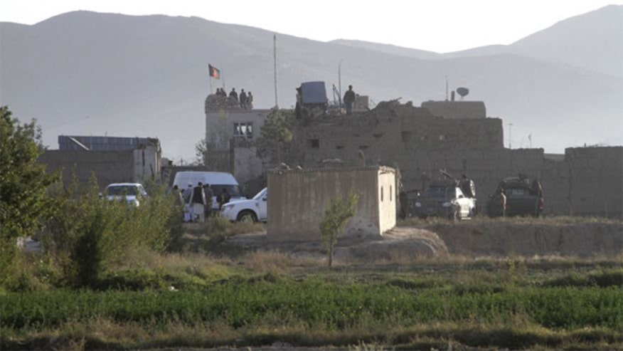 At least 350 inmates were freed in attack on Afghan jail