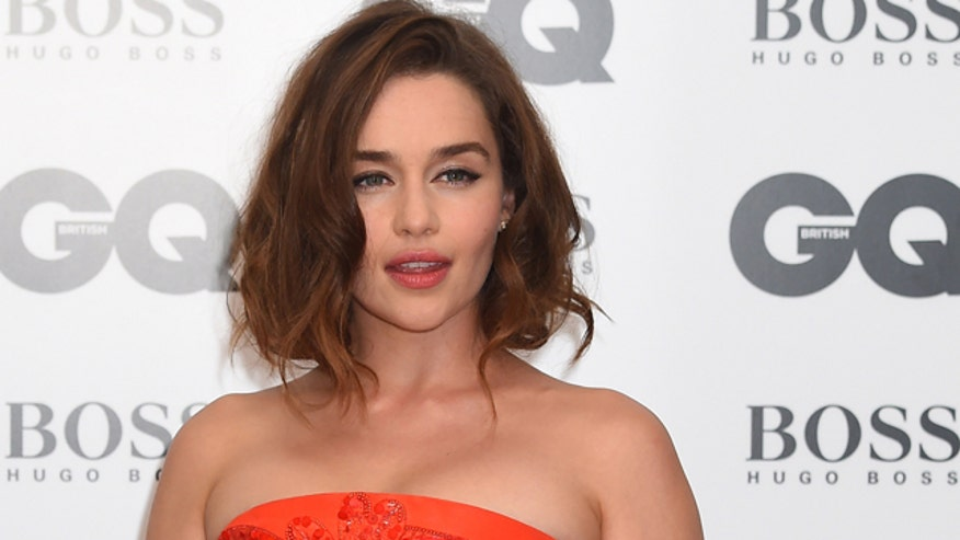 Emilia Clarke says she cringes at gratuitous sex in films, TV